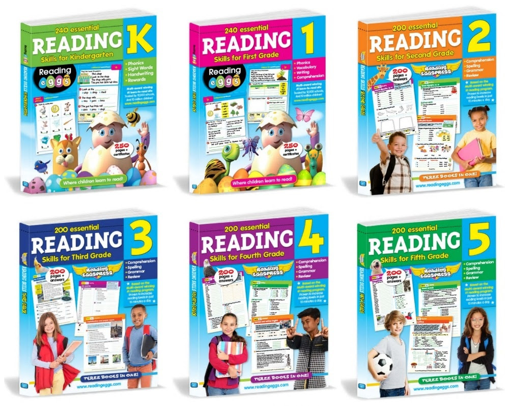 Every page in this book is carefully structured to improve your child's reading and writing skills. These powerful activities are based on the five pillars for reading success: phonological and phonemic awareness, phonics, fluency, vocabulary and comprehension #eggsplorers