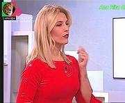 Ana Rita Clara sensual no programa Faz Sentido