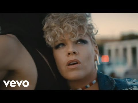"Pink - ""What About Us"" (Video)"