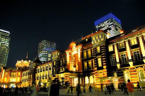 ドラマチック東京駅