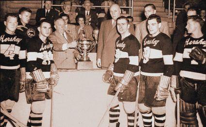 Hershey Bears 1947 Calder Cup, Hershey Bears 1947 Calder Cup