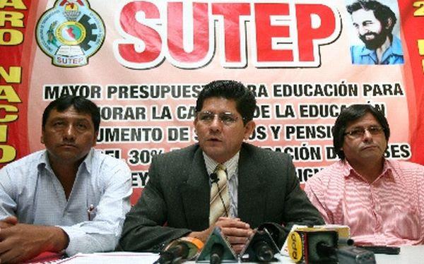 Sutep, Colegios de Lima, Huelga del Sutep, Conare, Huelgas en el Perú, Huelga de maestros