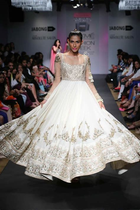Inspirational Bridal Designs From Lakme Fashion Week 2014