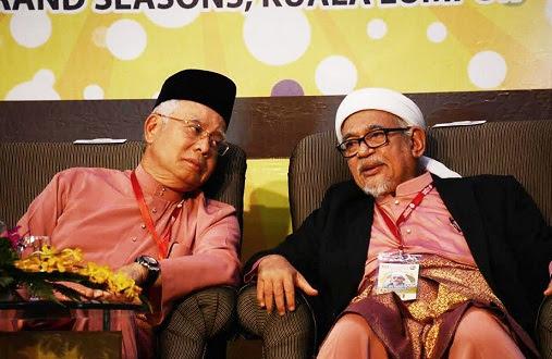 Kerjasama Umno - Pas hanya agenda Najib - Hadi?