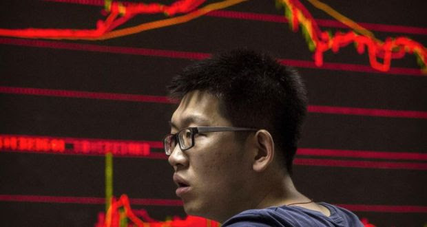 The dramatic sell-off in Chinese stocks caused turmoil in markets. Photograph: Kevin Frayer/Getty Images