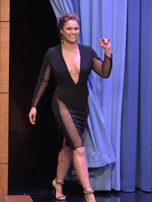 Ronda Rousey Tonight Show