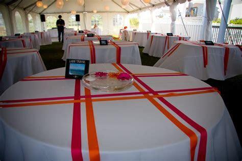 simply pretty wedding: Bright table decor