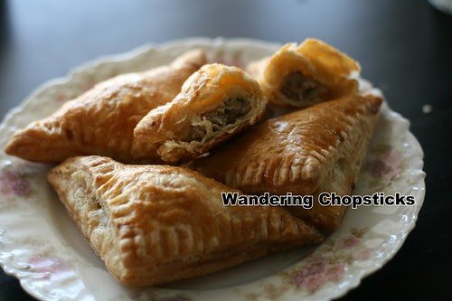 Banh Pa Te So (Vietnamese Pate Chaud (French Hot Pastry Pie)) 11