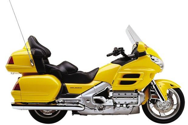 2001 Honda Gold Wing GL1800