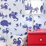 Cool Graphic Wallpaper for Kids