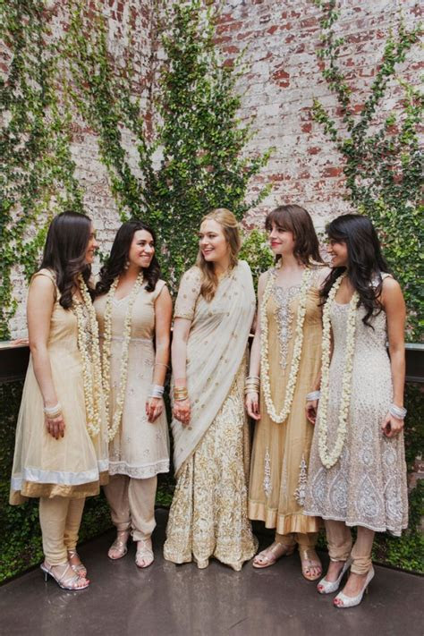 1000  ideas about Indian Bridesmaids on Pinterest   Indian