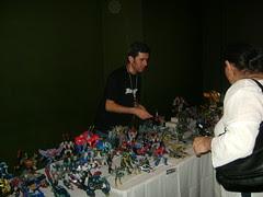 Ticobot 2009 - Exhibición de figuras