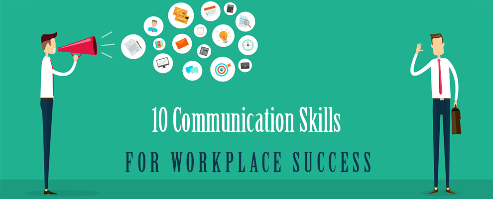 workplace communication skills 990x400