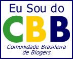 Eu Sou da Comunidade Brasileira de Blogers - CBBlogers