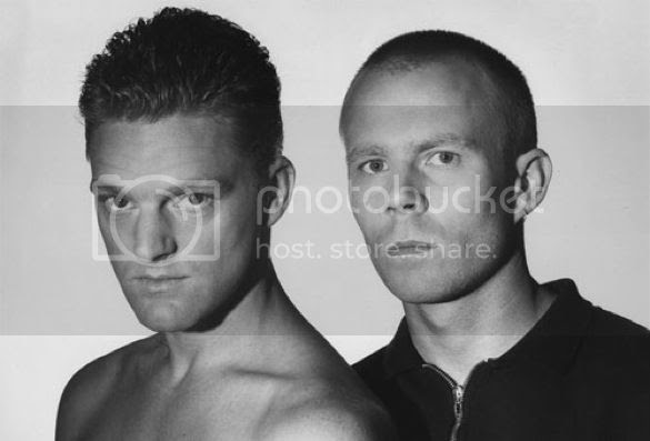 Erasure, Andy Bell and Vince Clarke