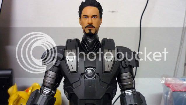House Of Toy Porn Tony Stark War Machine-5909
