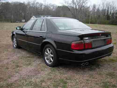 Sell used 2004 Black Cadillac Seville SLS *NO RESERVE ...