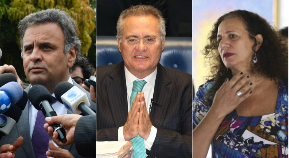 Do PC do B ao DEM, propina de Machado não conhece ideologia