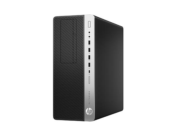 HP EliteDesk 800 G3 Tower i7-6700, 32GB RAM 1TB SSD (Refurbished) for $587