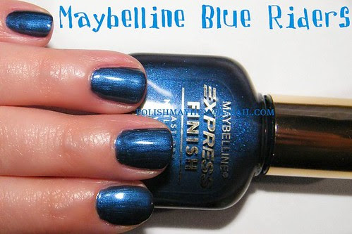 Maybelline Blue Riders