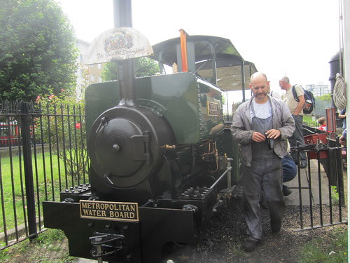 Engineers at Kew Bridge Steam Museum