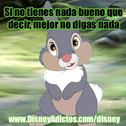 Las Mejores Frases De Peliculas De Disney