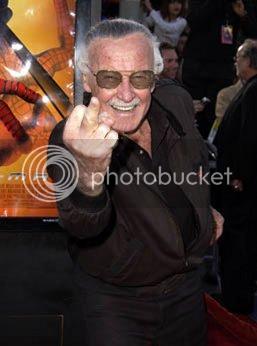 Stan Lee em Venom