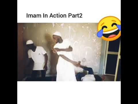 Comedy Skit Video:- SMGcomedy - Imam In Action Part2