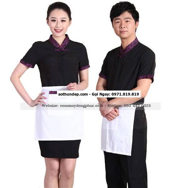 đồng phục quán cà phê đẹp