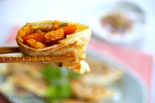 Kimchi Gyoza
