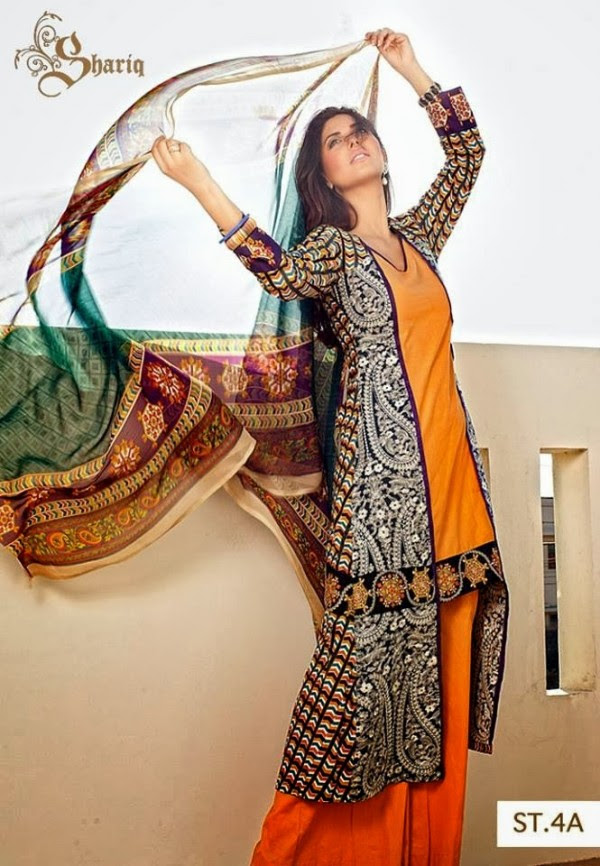 Girls-Women-Wear-Beautiful-New-Winter-Autumn-Clothes-2013-14-by-Shariq-Textile-7