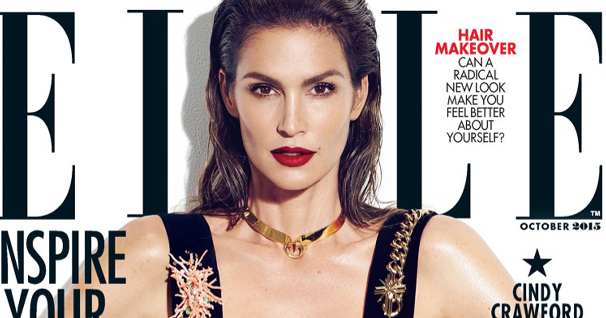 Cindy Crawford Comments On Viral Unretouched Pic It Was Stolen