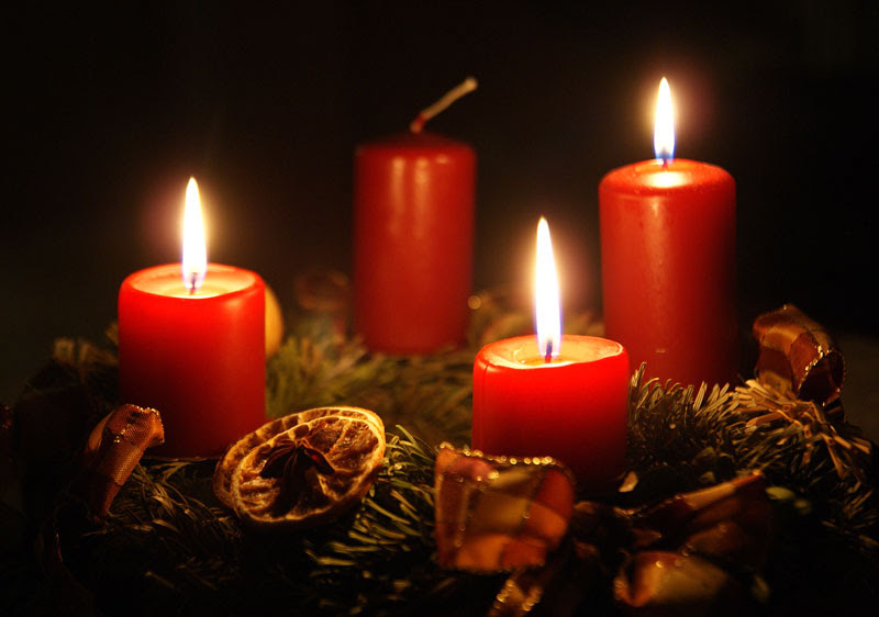 First Sunday of Advent Wreath