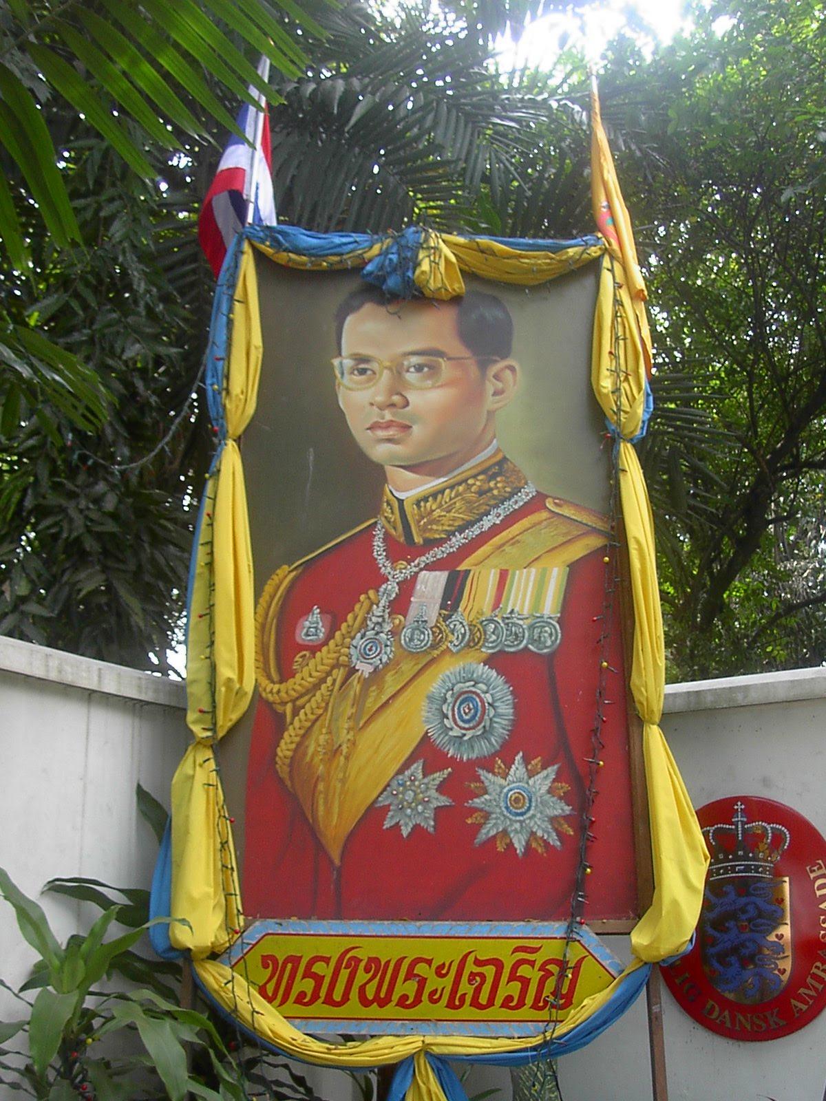 King Bhumipol