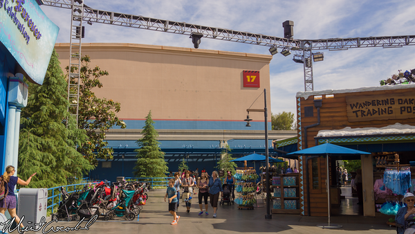 Disneyland Resort, Disney California Adventure, Hollywood Land, Stage 17, Olaf, Frozen, Fun