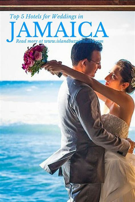 Top 5 Hotels for Weddings in Jamaica. Featured Image: Half