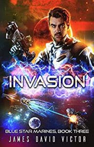 Invasion by James David Victor