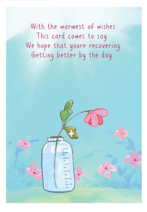 Warmest of Wishes   Get Well Soon Card (Free)   Greetings