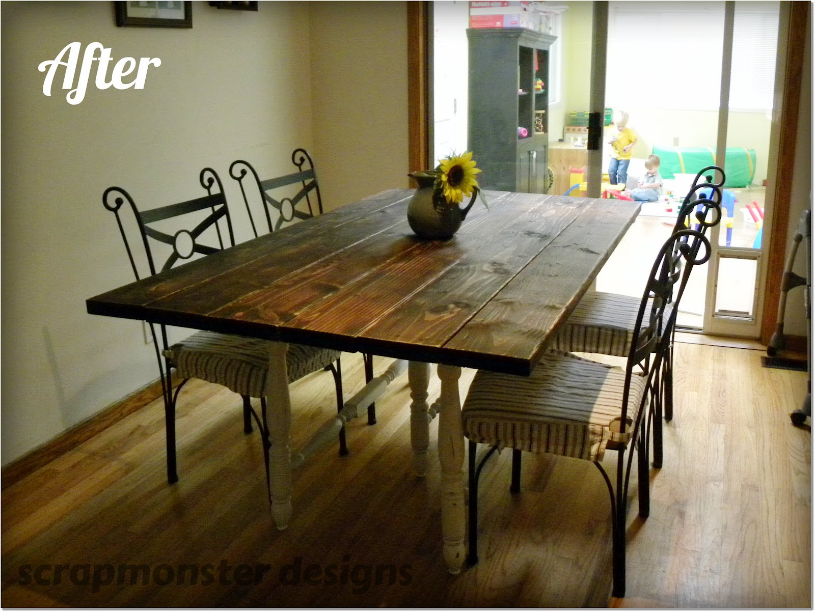 Build A Rustic Dining Table Large And Beautiful Photos Photo To Select Build A Rustic Dining Table Design Your Home
