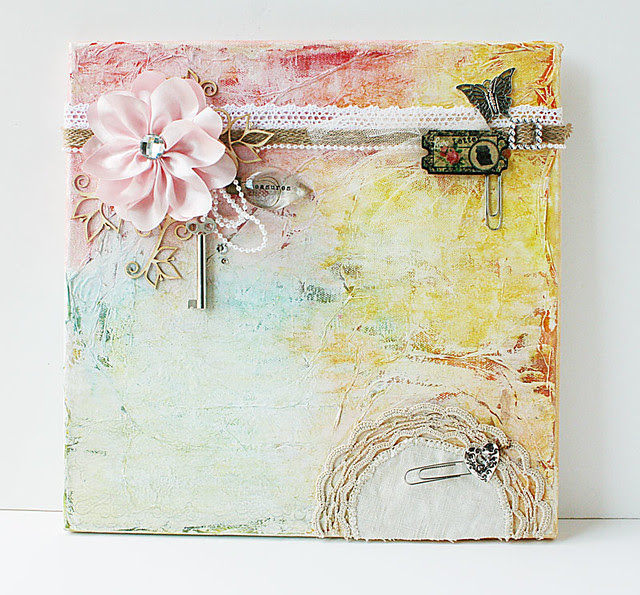 Canvas-memo-board