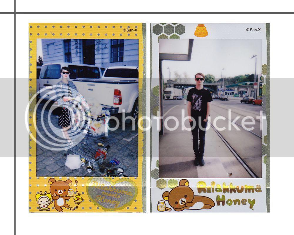 Fuji Instax Mini 55, Polaroid, Instant Film
