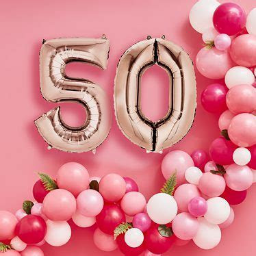 50th Birthday Party Themes & Ideas   Party Supplies