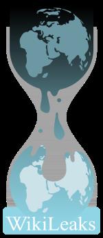 Hình ảnh chiếc đồng hồ cát màu xanh và xám; một bản đồ hình cầu khu vực phía tây của thế giới đang nhỏ giọt xuống phần dưới chiếc đồng hồ cát.