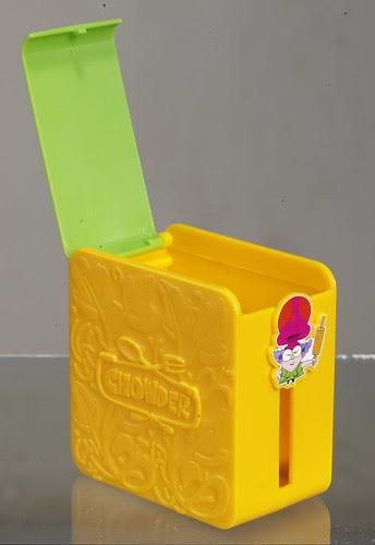 Bleach Chowder toys Jollibee Kiddie Meal