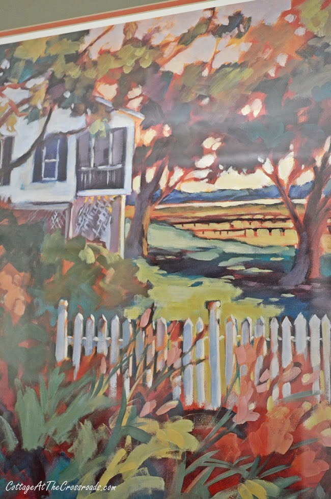 Betty Anglin Smith print | Cottage at the Crossroads
