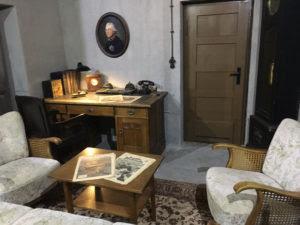 Hitler's Bunker Study