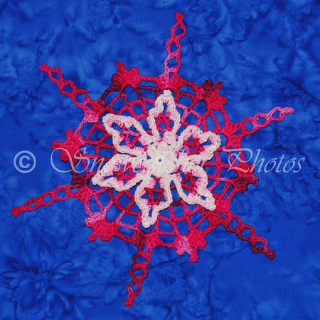 Snowflower Snowflake
