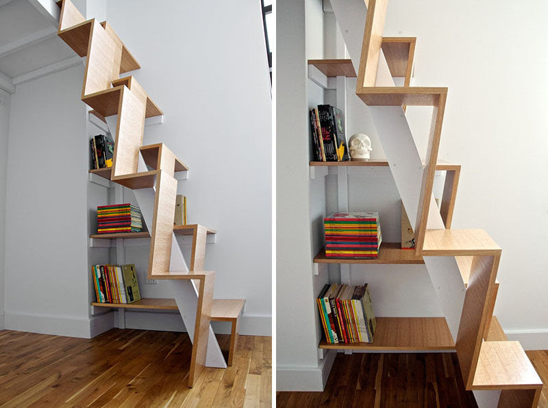 50 Stunning Staircase Design Ideas For Small Spaces