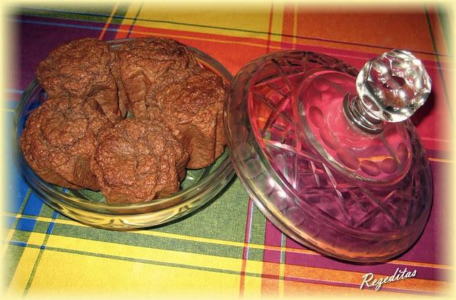 MUFFINS DE CHOCOTOFU Y SALVADOS