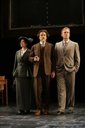 Cabell, Sarandon, and Shanahan in their roles, Aug 2007 performannce